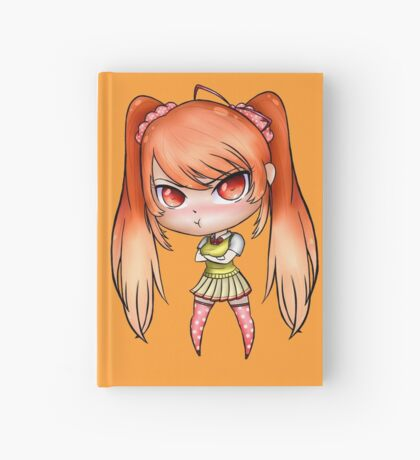 Yandere Simulator - Chibi Osana Najimi (Uniform 3) Hardcover Journal