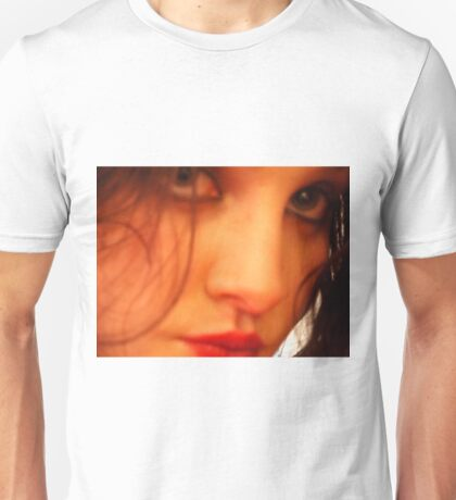 I am love, you are my mirror, lips T-Shirt