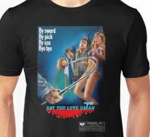 Say You Love Satan 80s Horror Podcast - Mutilator Unisex T-Shirt