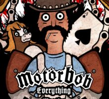 Motorbob Sticker