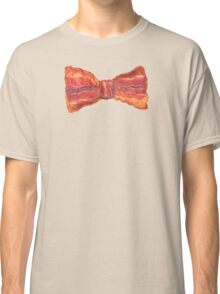 Bacon Bow Tie Classic T-Shirt