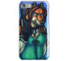 Pirate Kat iPhone Case/Skin