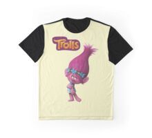 Poppy The trolls prinches Graphic T-Shirt