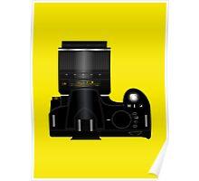 Nikon Camera Poster