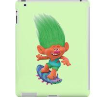 The skitterboarder Trolls iPad Case/Skin