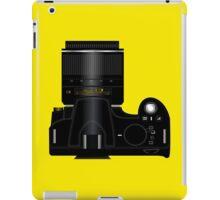 Nikon Camera iPad Case/Skin