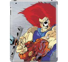 Lion-O's Last Stand iPad Case/Skin