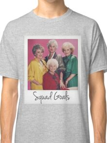 Golden Squad Goals Classic T-Shirt