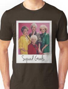 Golden Squad Goals Unisex T-Shirt