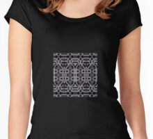 Neurogenesis squared Women's Fitted Scoop T-Shirt