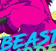 - BEAST MODE -  Sticker