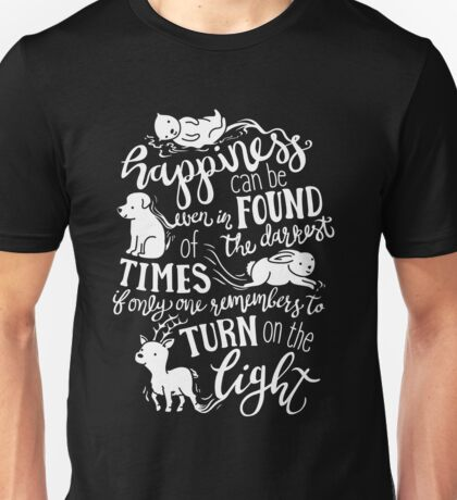 Spirit Animals Unisex T-Shirt