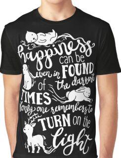 Spirit Animals Graphic T-Shirt