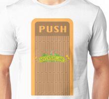Adventureland Trash Can Design Unisex T-Shirt