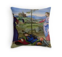 Raphael - Vision of a Knight - Renaissance Painting Duvet, T-Shirt, Cell Phone Cover Throw Pillow
