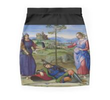 Raphael - Vision of a Knight - Renaissance Painting Duvet, T-Shirt, Cell Phone Cover Mini Skirt