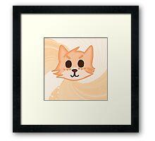 Fox Kawaii  Framed Print