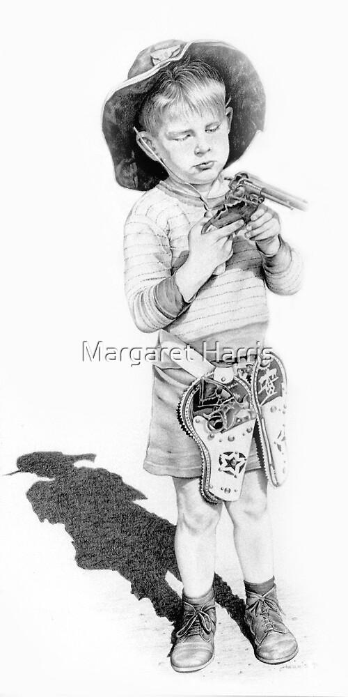 Cowboy by Margaret Harris