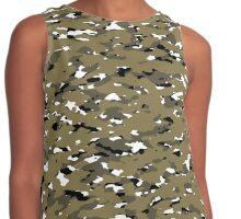 Camouflage: Arid Desert VII Contrast Tank