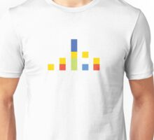 The Simpsons Minimalistic Family Unisex T-Shirt