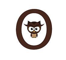O - Owl by Eggtooth