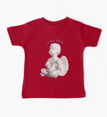 White angel Baby Tee