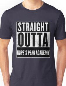 straight outta hope's peak academy Unisex T-Shirt