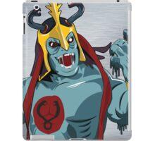Mumm-Ra Melt iPad Case/Skin