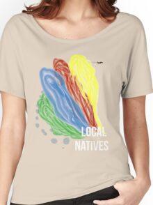 Local Natives Women's Relaxed Fit T-Shirt