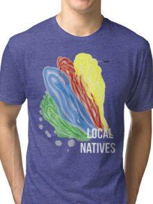 Local Natives Tri-blend T-Shirt