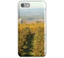Vineyard cathedral. iPhone Case/Skin