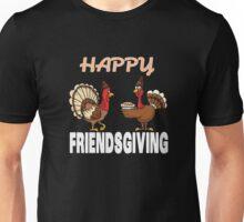 Happy Friendsgiving Thanksgiving Shirt Unisex T-Shirt