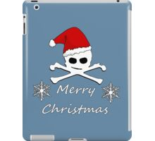 Christmas Skull iPad Case/Skin