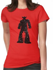UFO Robot Grendizer Womens Fitted T-Shirt