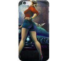 Shadaloo Vixens Li iPhone Case/Skin