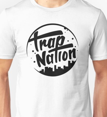 Dubstep Trap Nation Unisex T-Shirt