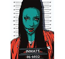 Inmate #86  Photographic Print