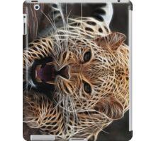 Neon Leopard iPad Case/Skin