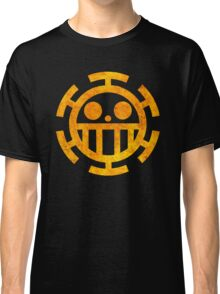 °MANGA° Trafalgar Law Rust Logo Classic T-Shirt