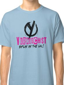 Heavy Metal Knitting - Yarnarchist - Spun in the UK Classic T-Shirt