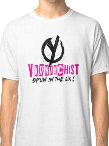 Heavy Metal Knitting - Yarnarchist - Spun in the UK Classic T-Shirt