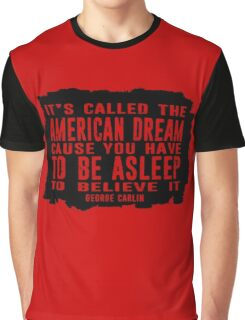 American Dream Graphic T-Shirt