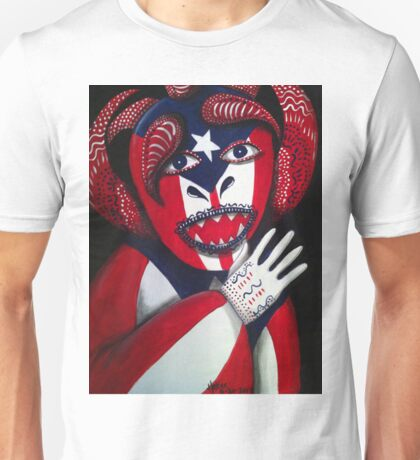 Vejigante de Puerto Rico Unisex T-Shirt