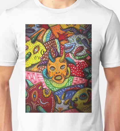 Carnival en Puerto Rico Unisex T-Shirt
