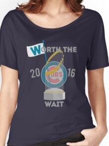 World Series Champions Women's Relaxed Fit T-Shirt