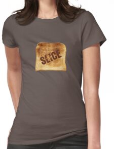 Slice Womens Fitted T-Shirt