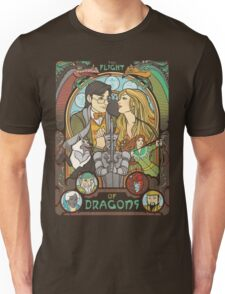 Flight of Dragons Unisex T-Shirt