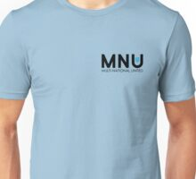 Multi-National United -District 9 logo Unisex T-Shirt