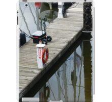 Masts In The Sea iPad Case/Skin