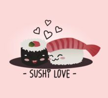 Sushi Love One Piece - Short Sleeve